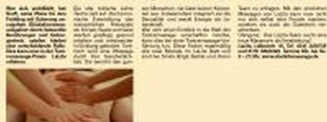 LaLita in Top in Form der Leipziger Volkszeitung vom Mai 2010